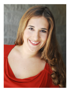 Headshot of Sarah Altman-Kopko, voice teacher.